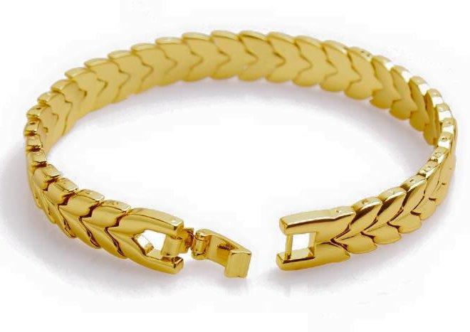 Gold 18k bangle