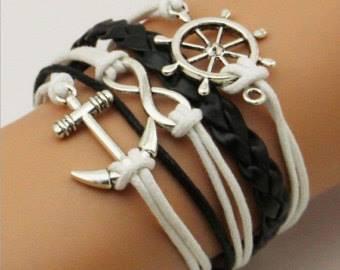 18k gold Unisex bracelet